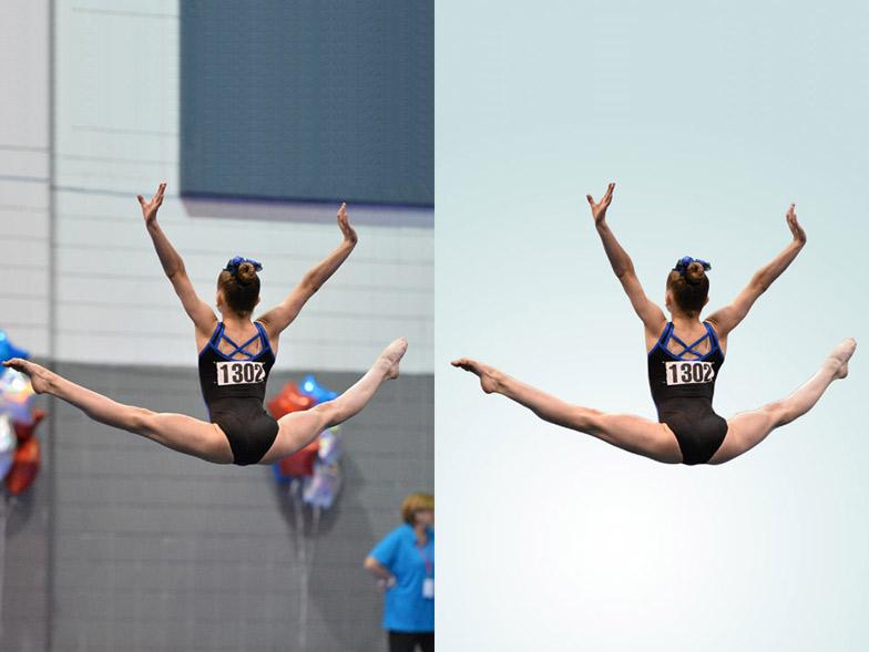 Sports Image Editing